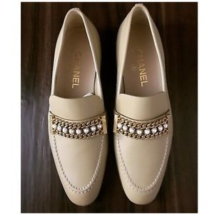 *Coming soon* Chanel Nude Loafers